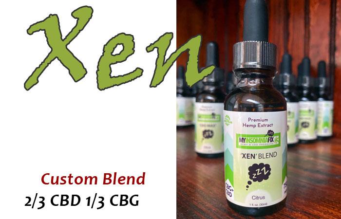 CBD Oil - Xen Blend
