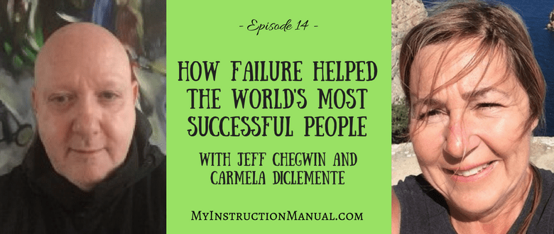 Jeff Chegwin | Carmela Diclemente | My Instruction Manual
