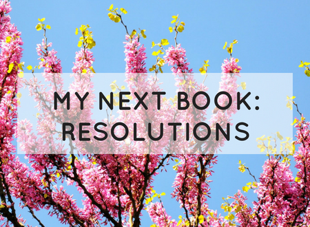 My Next Book: Resolutions | My Instruction Manual