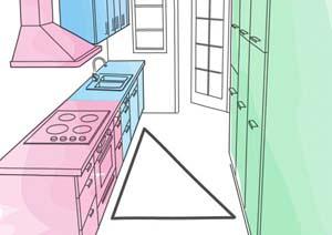 In questo caso, i mobili da cucina si trovano su entrambe le pareti. Come Progettare La Cucina Con Angolo Pranzo In Modo Affascinante E Funzionale Architettura E Design A Roma