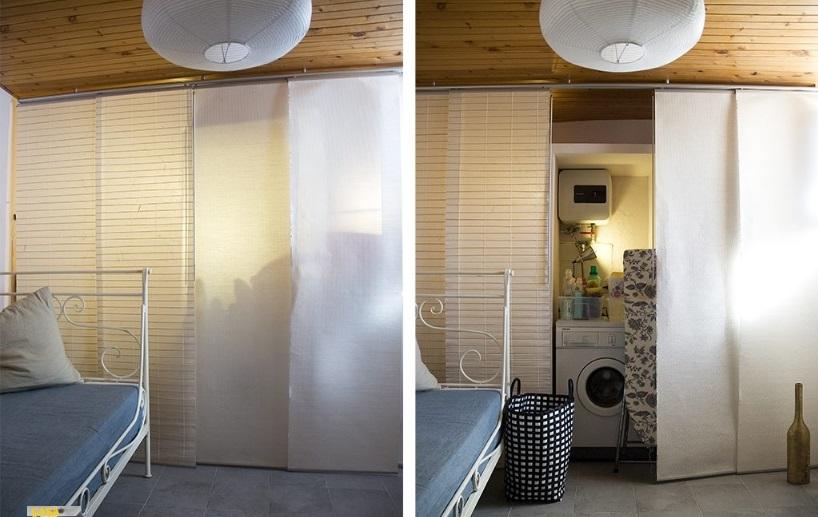 Riescono ad essere in linea con qualunque stile in qualunque stanza. Tenda A Pannello Ikea Architettura E Design A Roma