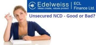 Edelweiss-ECL Finance Unsecured NCD-Jun-2014