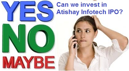 Atishay Infotech SME IPO