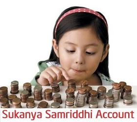 Sukanya Samriddhi Account - Excel calculator download