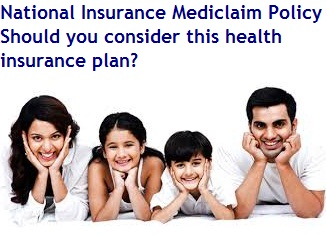 National Insurance Mediclaim Policy Review
