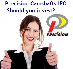 Precision Camshafts IPO Review - Should you invest