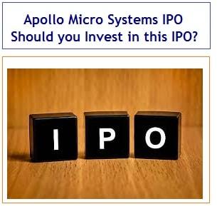 Apollo Micro Systems IPO review-min