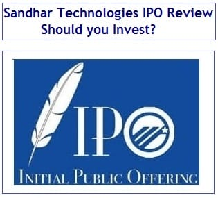 Sandhar Technologies IPO Review - Should you Invest
