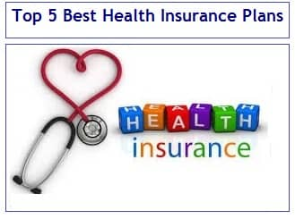 Health Insurance Plans >> Top 5 Best Health Insurance Plans In India In 2018