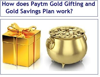 How does Paytm Gold Gifting and Gold Savings Plan work