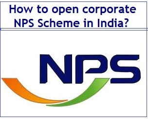 How to open corporate NPS Scheme in India1-min