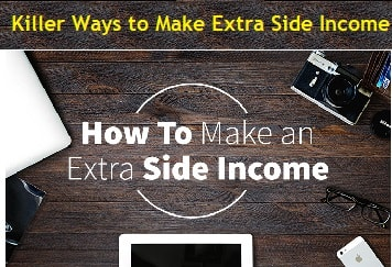 Killer Ways to Make Extra Side Income