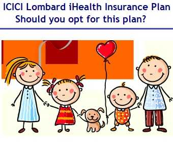 ICICI Lombard iHealth Insurance Plan Review
