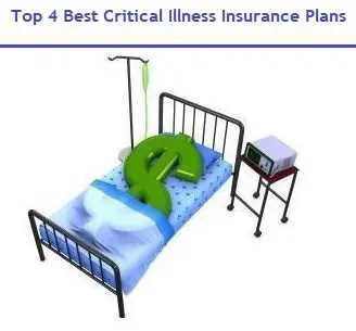 Top 4 Best Critical Illness Insurance Plans in India
