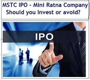 MSTC Limited IPO Review