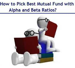 How to Pick Best Mutual Fund Schemes with Alpha and Beta Ratios in India
