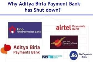 Why Aditya Birla Payment Bank has Shut down