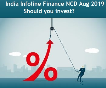 India Infoline Finance NCD August 2019 Issue