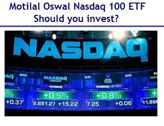 Motilal Oswal Nasdaq 100 ETF Review 2019
