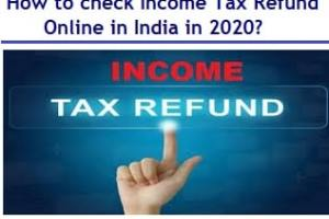 How to check income tax refund online in India