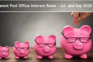 Latest Post Office Interest Rates Jul to Sep 2020 review
