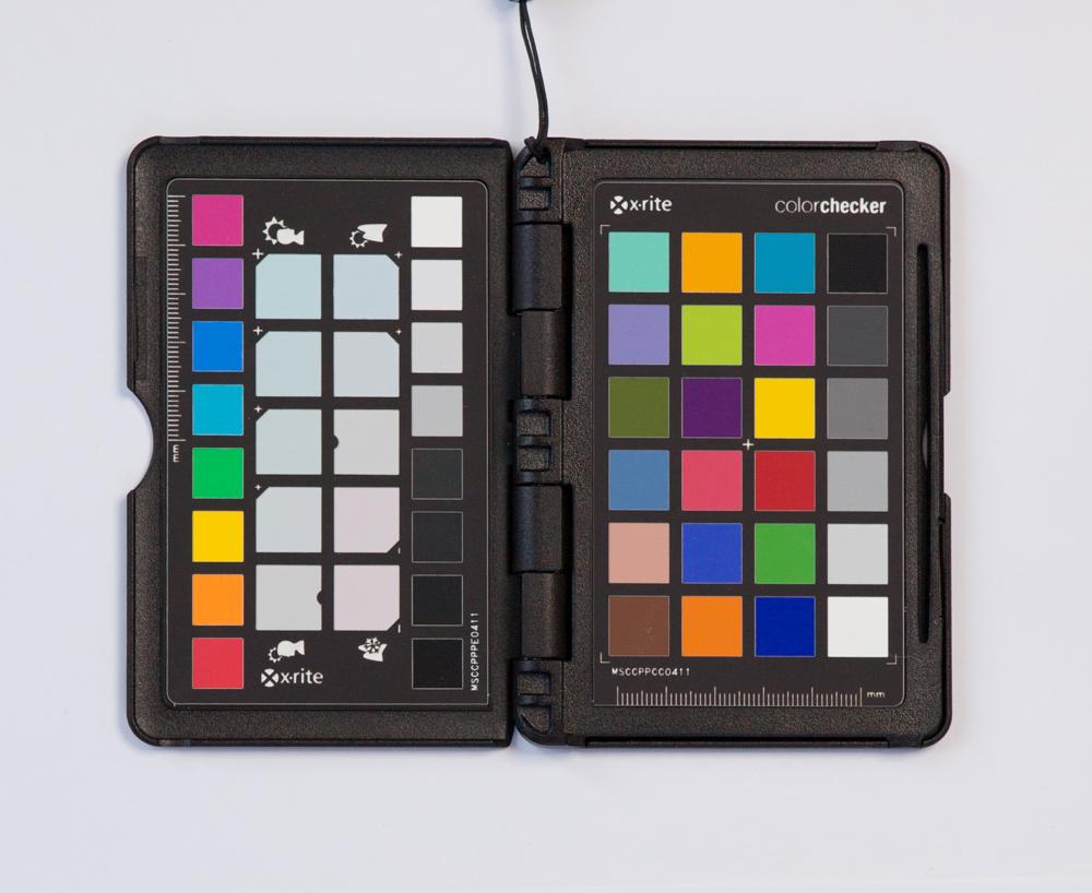 Xrite ColorChecker Passport