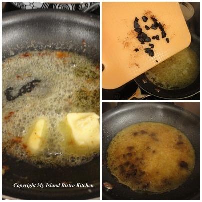Adding Black Garlic
