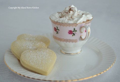 Sugar Cookies and Hot Cocoa