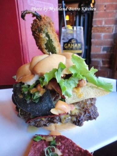 """Not'cha Burger"", Gahan House, Charlottetown, PEI"
