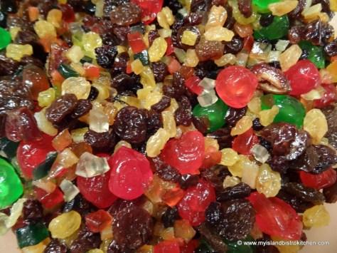 Jeweled-toned Fruit