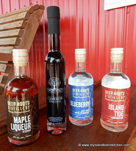 Deeproots Distillery Products