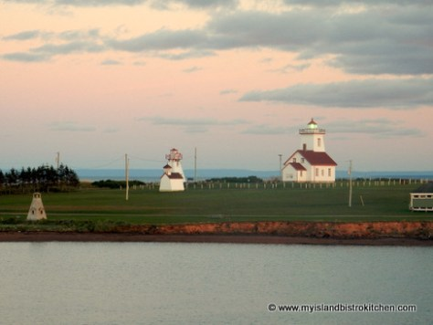 Wood Islands, PEI Lighthouses
