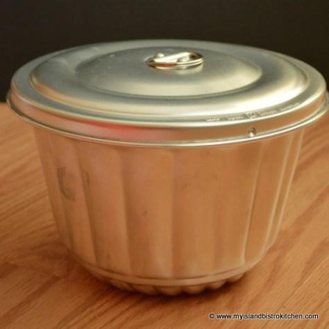 Steamed Pudding Mould