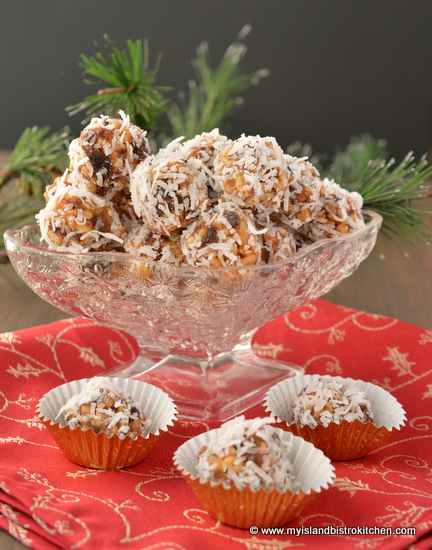 Frypan Cookie Balls