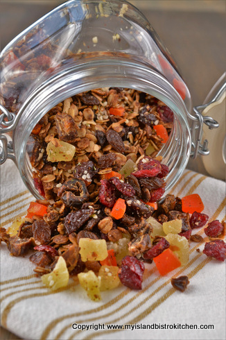 The Bistro's Great Nut-free Granola