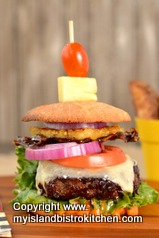 """The Bistro Burger"""