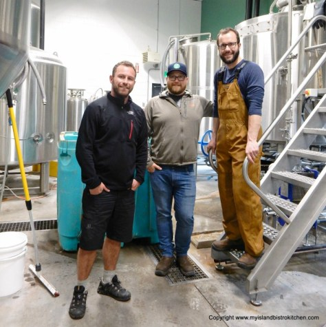 Owners of Upstreet Craft Brewing