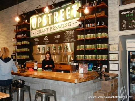 Upstreet Craft Brewing