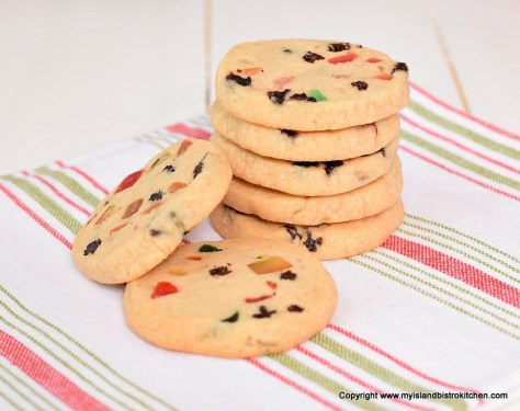 Icebox Cookies