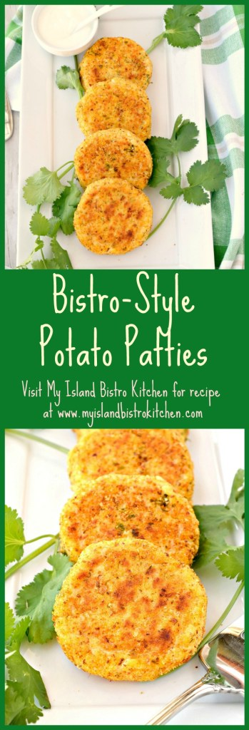 Bistro-style Potato Patties