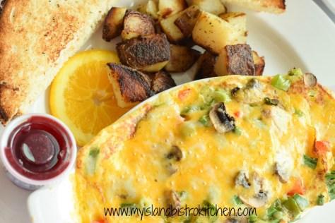 Breakfast Frittata, Prince Edward Island Preserve Company