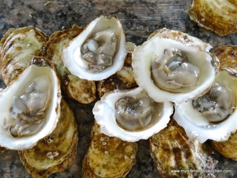 Brudenell Bully Oysters from Georgetown, PEI