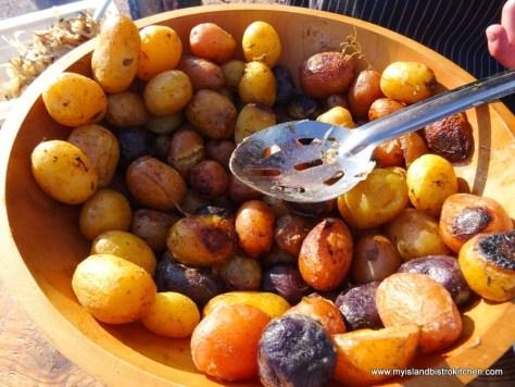 PEI Baby Potatoes