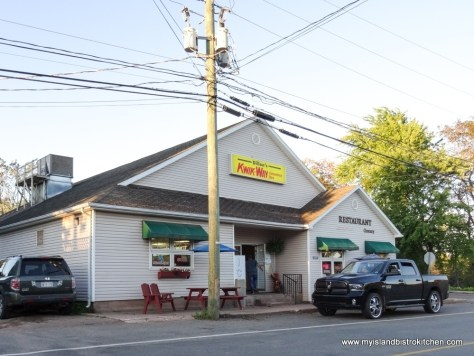 Dillion's Convenience Store and Pizzaria, Tyne Valley, PEI