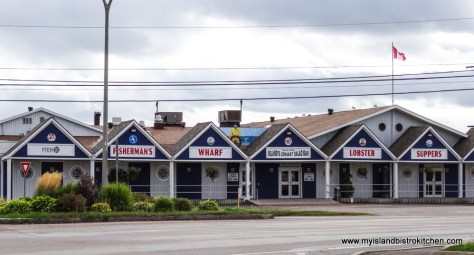 Fisherman's Wharf Restaurant, North Rustico, PEI