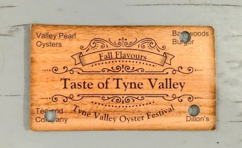 """Passport"" to Appetizers at the ""Taste of Tyne Valley"" PEI Fall Flavours 2017 Event"