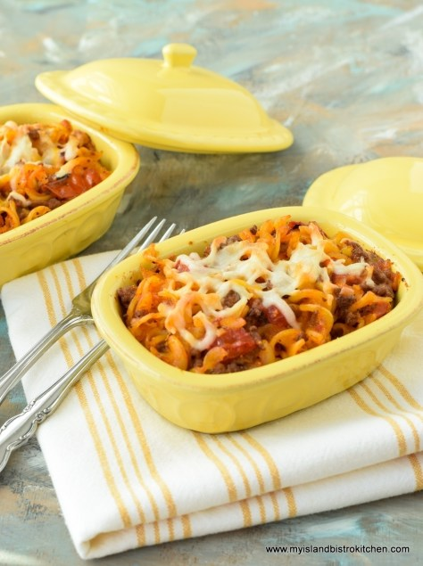 Beef Pasta Casserole