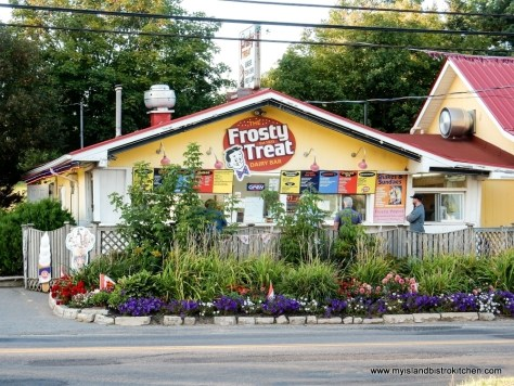 Frosty Treat Dairy Bar #1 in Kensington, PEI