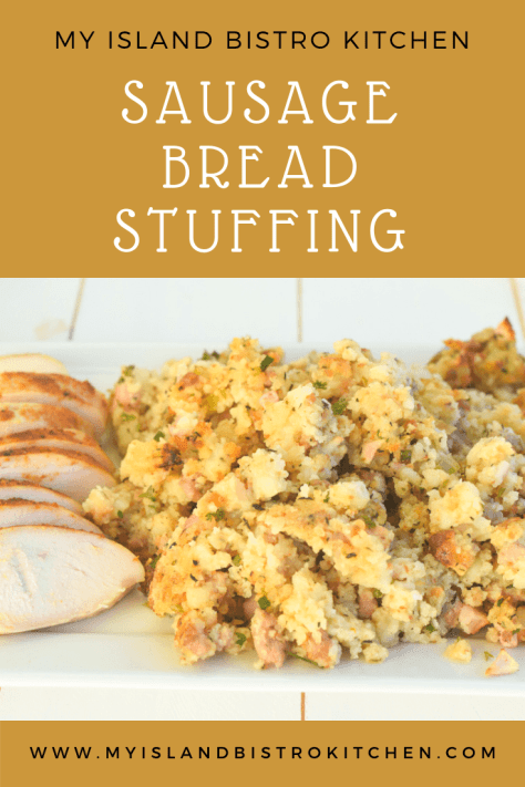Sausage Bread Stuffing
