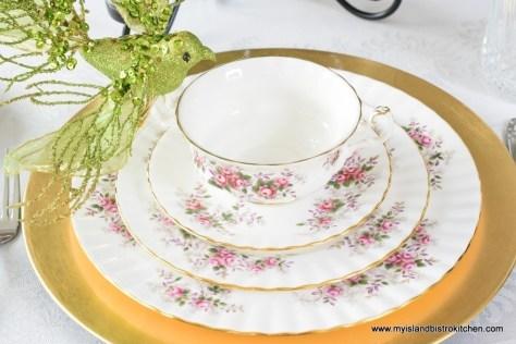 """Royal Albert """"Lavender Rose"""" China"""